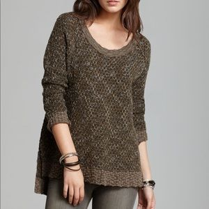 Free People Honeycomb Pullover
